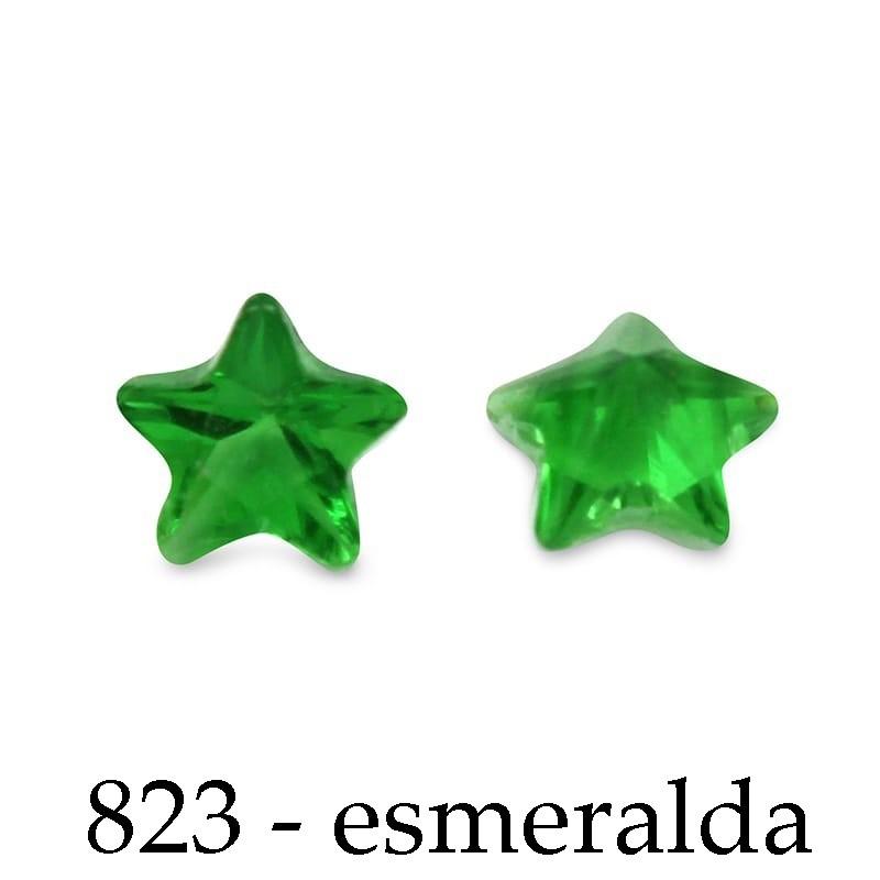 CHARME PARA CÁPSULA -  ESTRELA DE CRISTAL