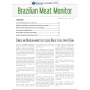 Brazilian Meat Monitor