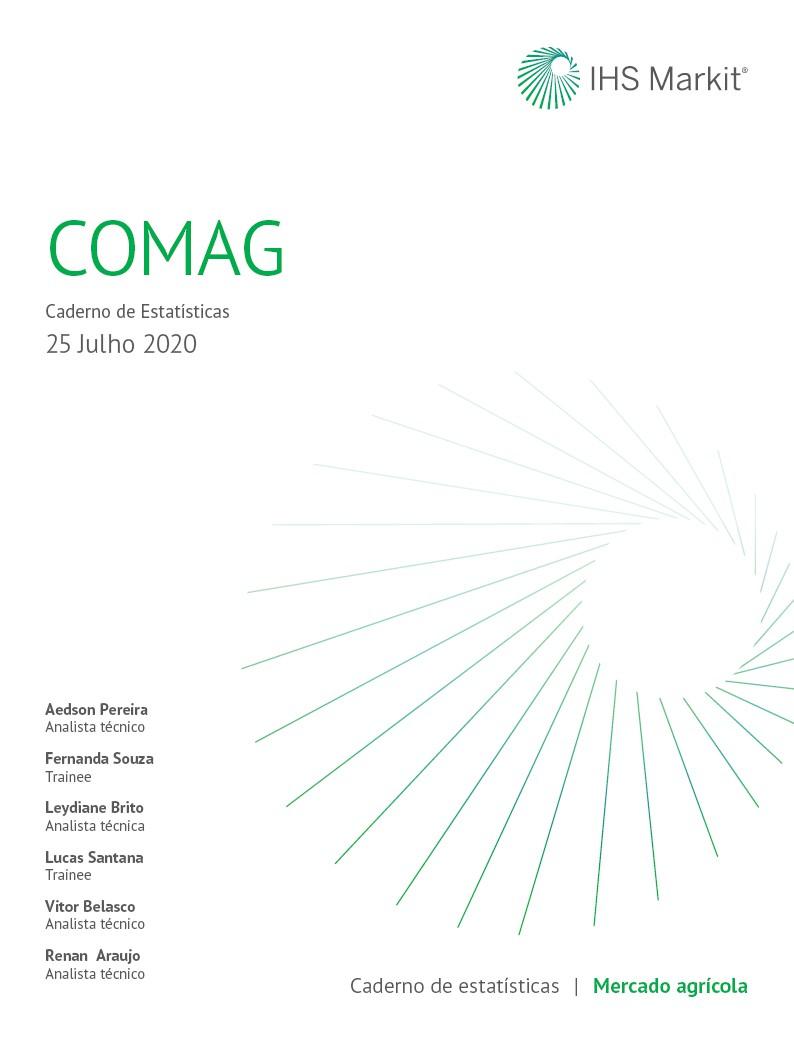 COMAG – Consultoria de Mercados Agrícolas | MILHO