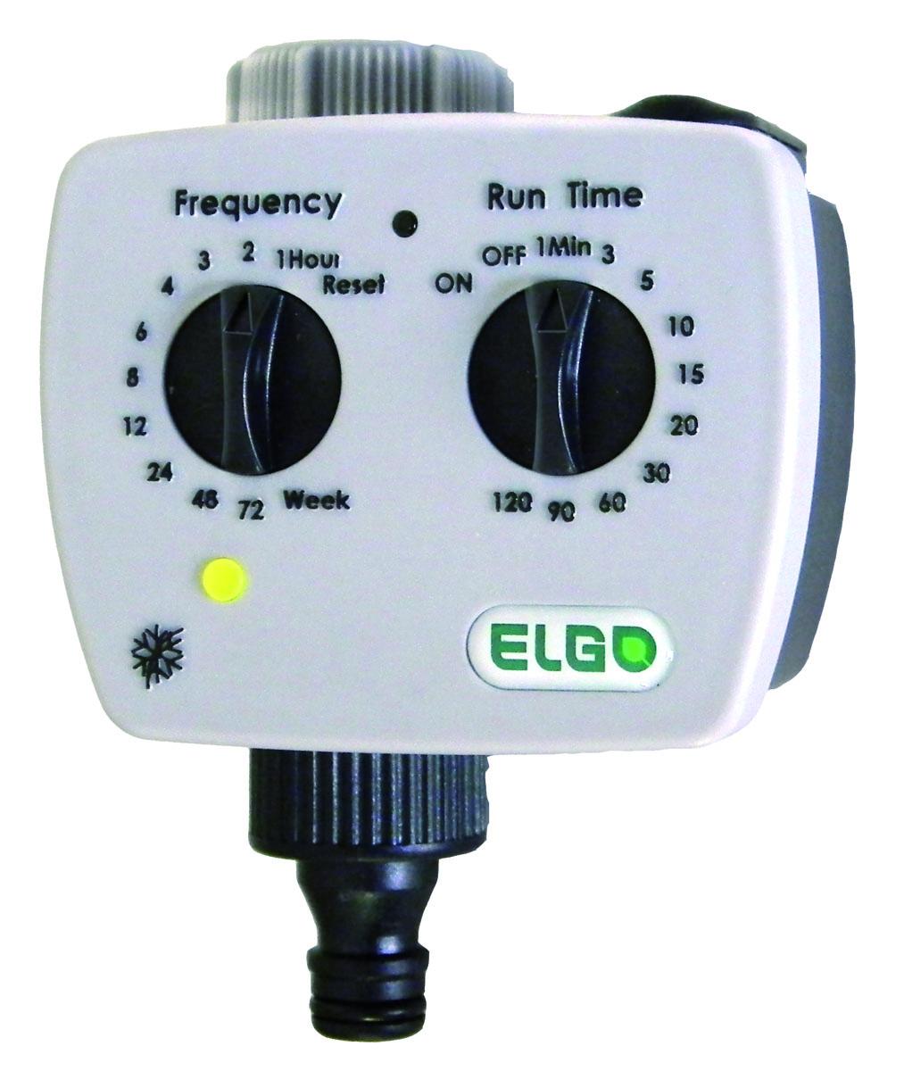 Timer eletrônico com regulagem de tempo e frequência WT-038 Elgo