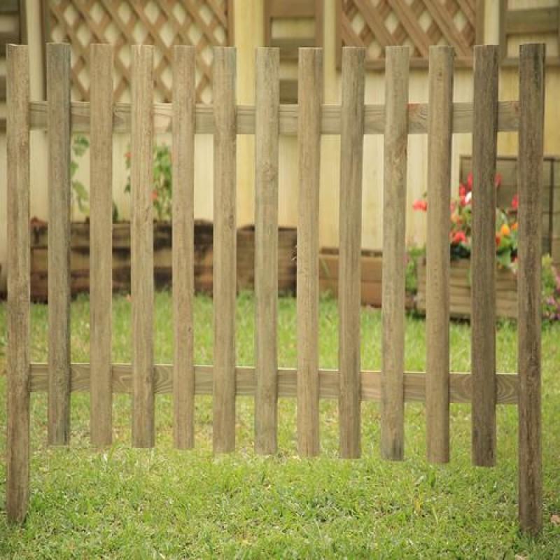 Cerca Pet de madeira tratada 80x160 cm (01 unidade)