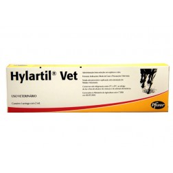Hylartil Vet 2ml  - Farmácia do Cavalo