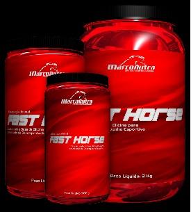 Fast Horse 2 kg  - Farmácia do Cavalo