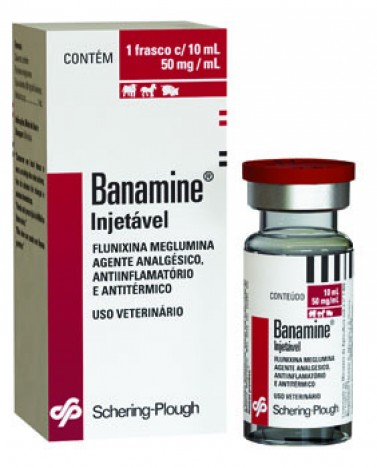Banamine 50ml  - Farmácia do Cavalo