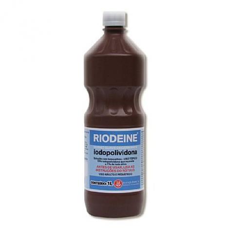 Polvidine Degermante 1L  - Farmácia do Cavalo