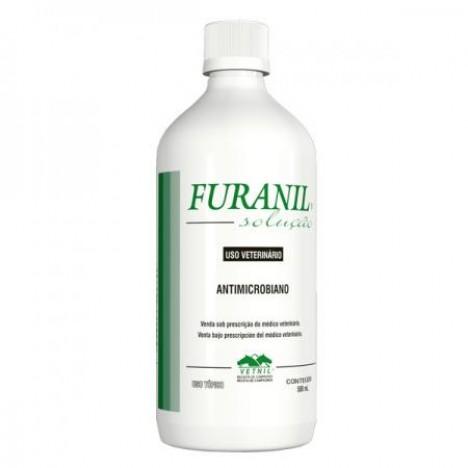 Furanil Solução 500ml  - Farmácia do Cavalo