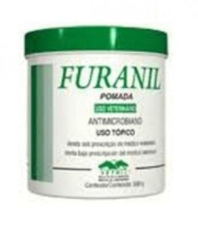 Furanil Pomada 500g  - Farmácia do Cavalo