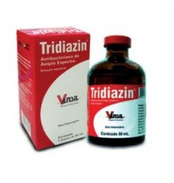 Tridiazin 50ml  - Farmácia do Cavalo