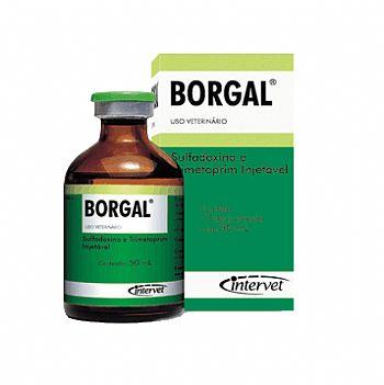 Borgal 50ml  - Farmácia do Cavalo
