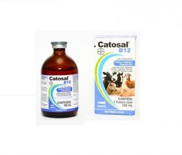 Catosal B12 100ml  - Farmácia do Cavalo
