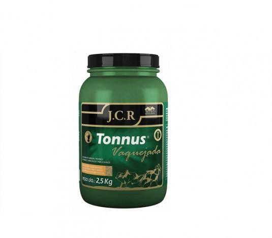 Tonnus Vaquejada JCR 2,5Kg  - Farmácia do Cavalo