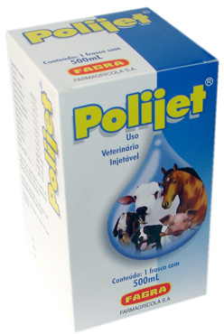 Polijet 500ml  - Farmácia do Cavalo