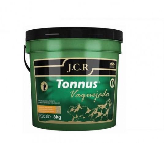 Tonnus Vaquejada JCR 6Kg  - Farmácia do Cavalo