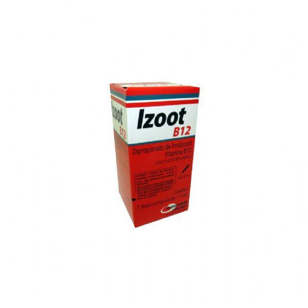 Izoot B12 15ml  - Farmácia do Cavalo