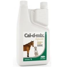 Cal-D-Mix 1L  - Farmácia do Cavalo