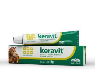 KERAVIT 5G  - Farmácia do Cavalo