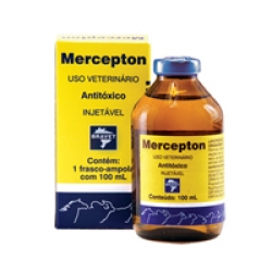 Mercepton 100ml  - Farmácia do Cavalo