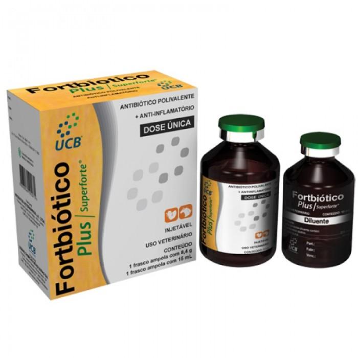 Fortibiótico Plus - Superforte 15ml  - Farmácia do Cavalo