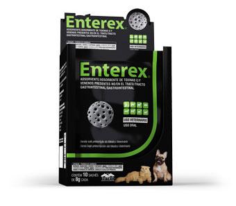 Enterex 8g  - Farmácia do Cavalo