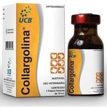 Collargolina 10ml  - Farmácia do Cavalo