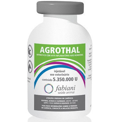 Agrothal 15ml  - Farmácia do Cavalo