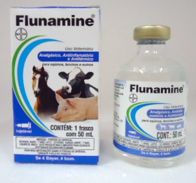 Flunamine 50ml  - Farmácia do Cavalo