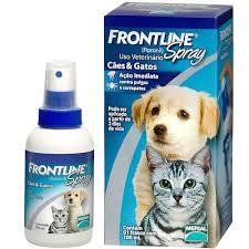 Frontline 100ml  - Farmácia do Cavalo