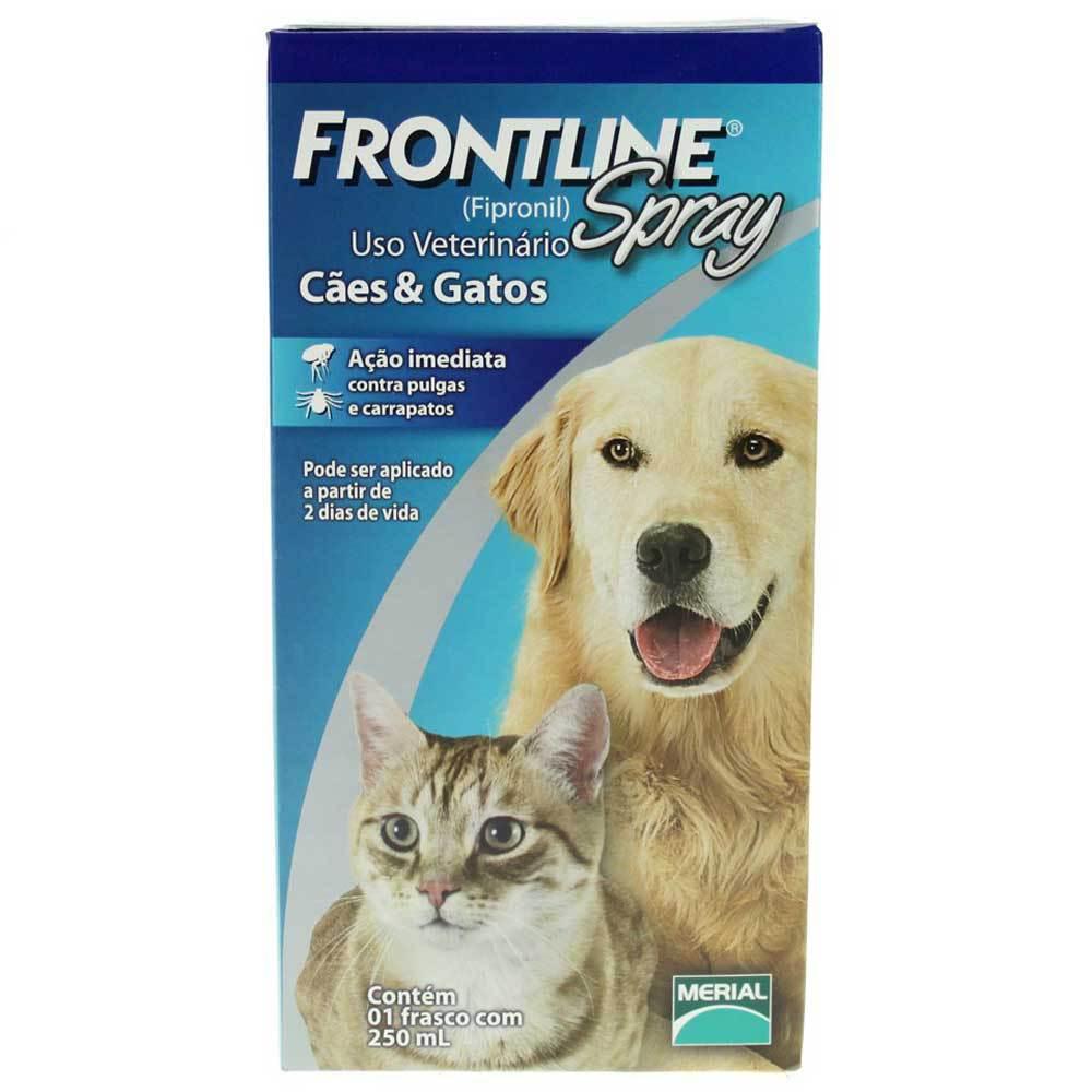 Frontline 250ml  - Farmácia do Cavalo