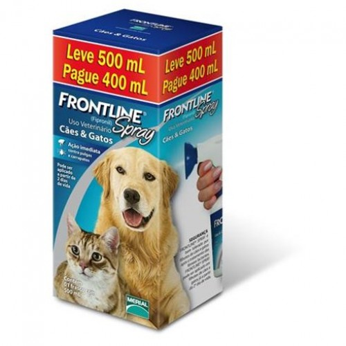 Frontline 500ml  - Farmácia do Cavalo