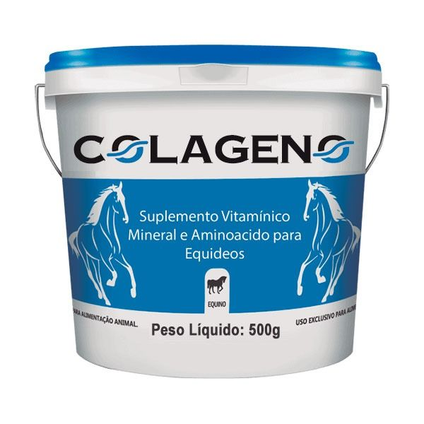 Colageno 500g  - Farmácia do Cavalo