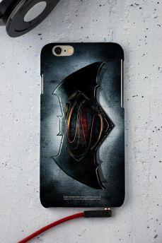 Capa para iPhone 6/6S Batman VS Superman Logo