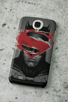 Capa para Samsung Galaxy S4 Batman VS Superman Day VS Night