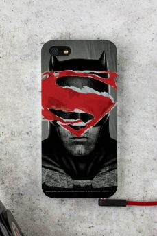 Capa para iPhone 5/5S Batman VS Superman Day VS Night