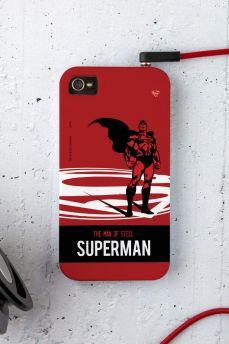 Capa de iPhone 4/4S Tracing Batman 2