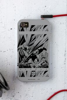 Capa para iPhone 4/4S Tracing Batman 2