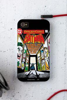 Capa para iPhone 4/4S Batman Rogues Gallery