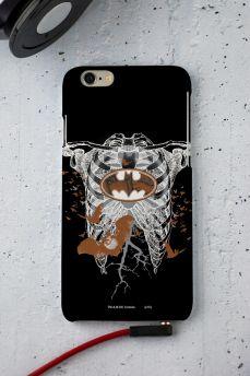 Capa para iPhone 6/6S Batman Skull