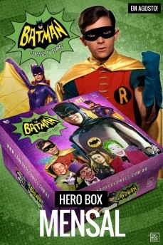 Fan Box DC Comics Hero Box Mensal