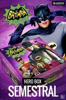 Fan Box DC Comics Hero Box Semestral