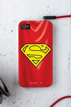 Capa para iPhone 4/4S Superman Capa