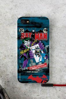 Capa para iPhone 5/5S Batman 75 Anos HQ Nº251