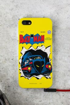Capa para iPhone 5/5S Batman HQ Nº20
