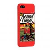 Capa de iPhone 5/5S Superman - Action Comics