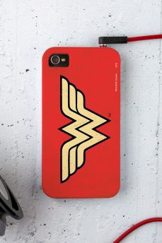 Capa para iPhone 4/4S Power Girls Wonder Woman