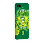 Capa para iPhone 5/5S Lanterna Verde Em Ação