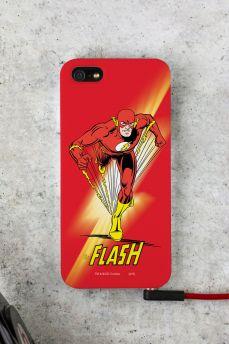 Capa para iPhone 5/5S The Flash Em Ação