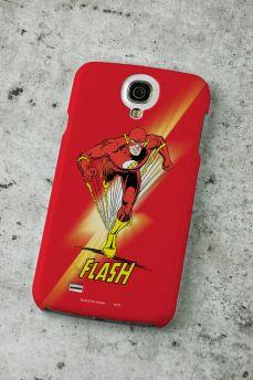 Capa para Samsung Galaxy S4 The Flash Em Ação