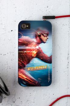 Capa para iPhone 4/4S The Flash Serie Running