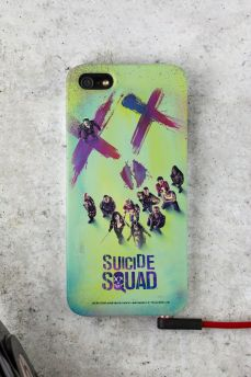 Capa para iPhone 5/5S Esquadrão Suicida TaskForce X