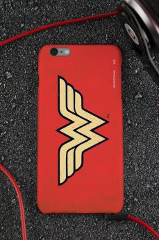 Capa para iPhone 6/6S Plus Power Girls Wonder Woman